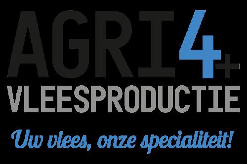 logo Agri4+ licht